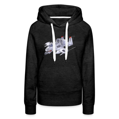 Randy In an A-10 - Women's Premium Hoodie
