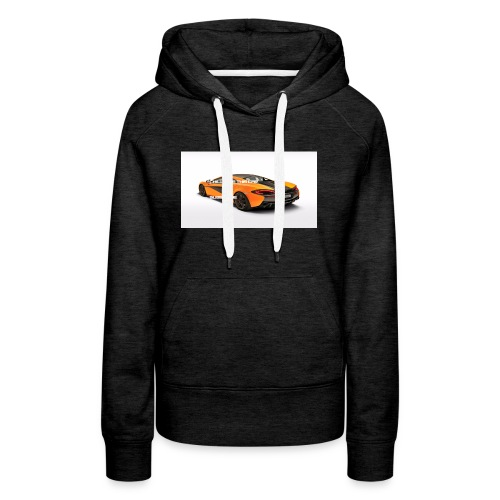 ChillBrosGaming Chill Like This Car - Women's Premium Hoodie