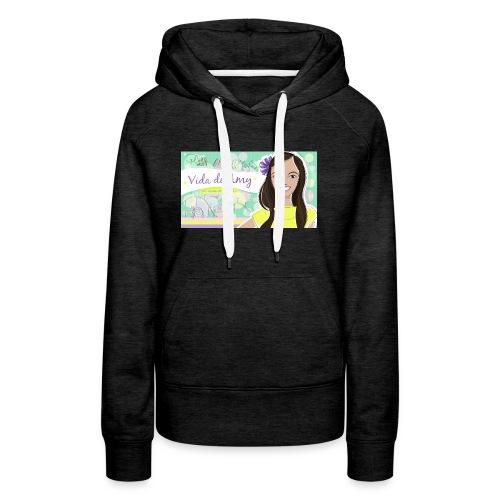 Vida de Amy T Shirt - Women's Premium Hoodie