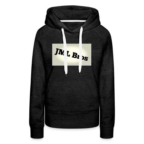 JML fading - Women's Premium Hoodie