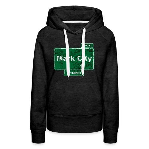 Mark City - Women's Premium Hoodie
