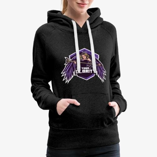 Team Clarity Logo - Women's Premium Hoodie