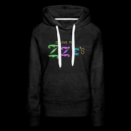 Z s Dark - Women's Premium Hoodie