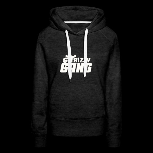 Strizzy Gang Merch - Women's Premium Hoodie
