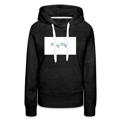 King Hops T-shirt - Women's Premium Hoodie