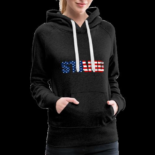 STAND - Women's Premium Hoodie