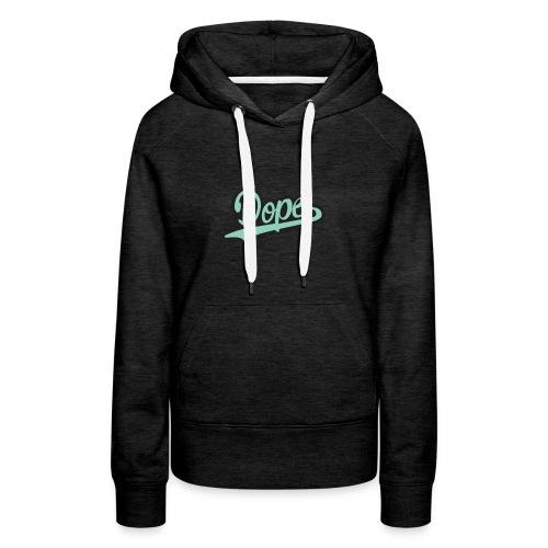 Dope Clothing - Women's Premium Hoodie
