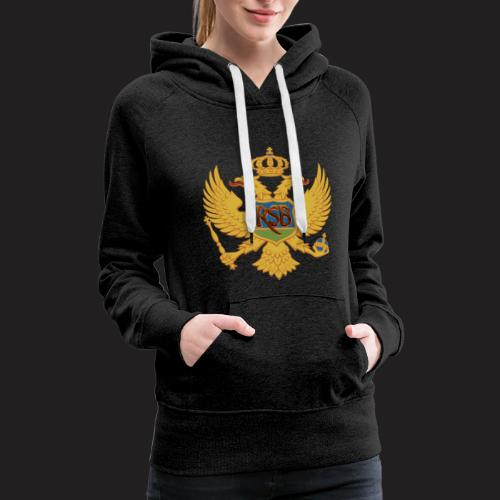 RSB Coat Of Arms - Women's Premium Hoodie