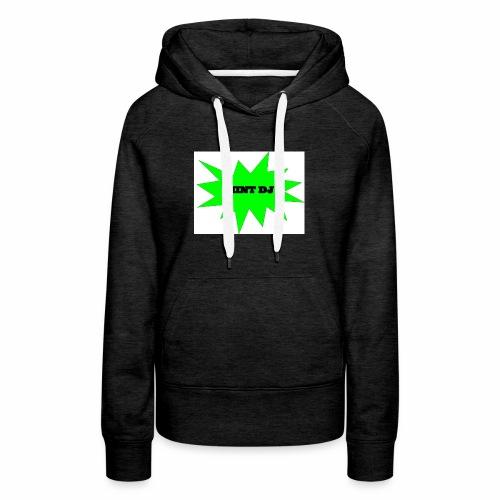 MintDj - Women's Premium Hoodie