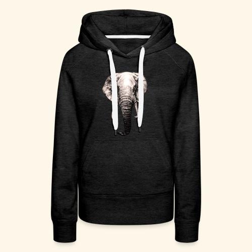 elephant Lover - Women's Premium Hoodie