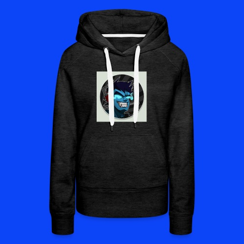 gamer clothes - Women's Premium Hoodie