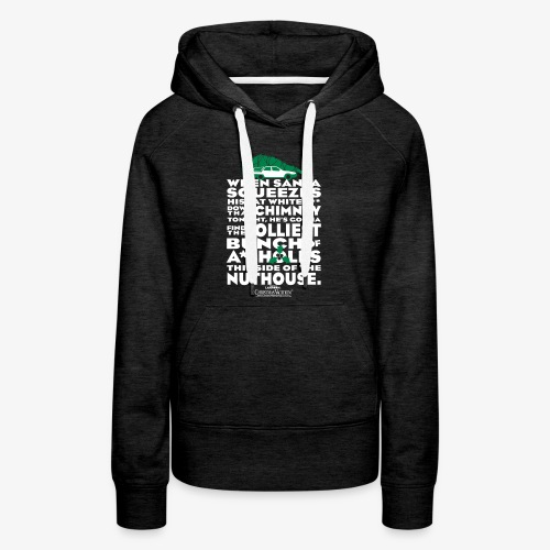 CHRISTMAS VACATION JOLLIEST BUNCH - Women's Premium Hoodie
