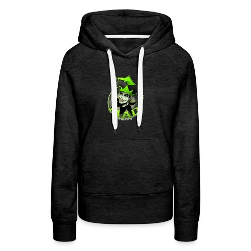 Mad Gaming T-Shirt - Women's Premium Hoodie