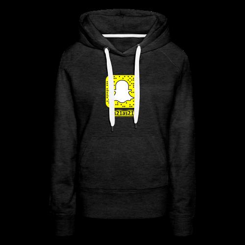 Alden's Snapchat - Women's Premium Hoodie