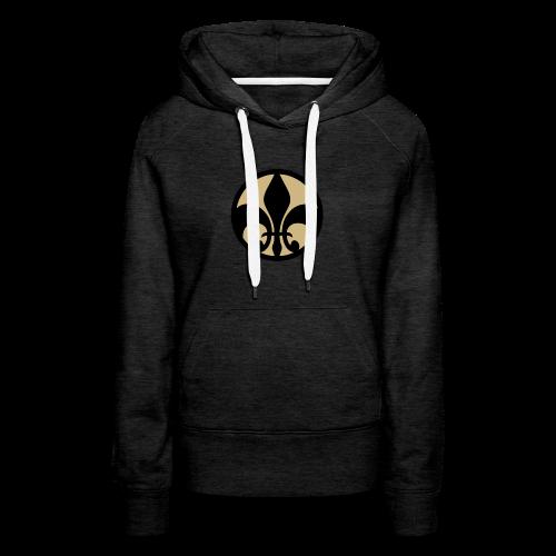 Jawhz Logo Design - Women's Premium Hoodie