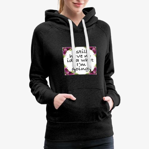 Clueless - Women's Premium Hoodie