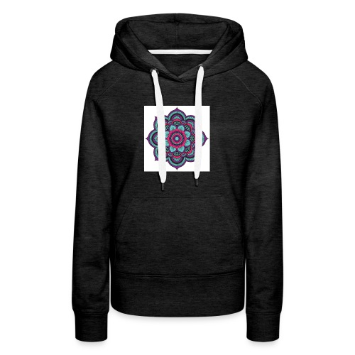 Mandala Magic - Women's Premium Hoodie