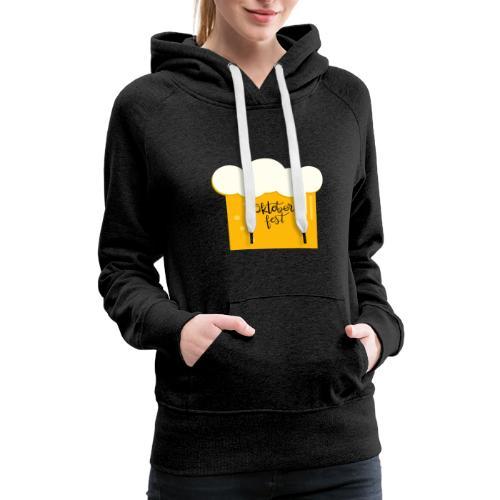 Oktober Fest Beer - Women's Premium Hoodie