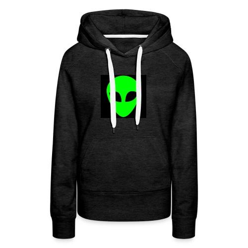 Alien - Women's Premium Hoodie