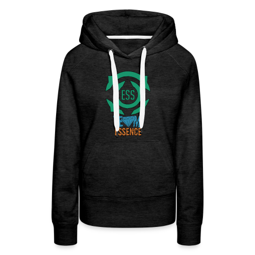 Team Essence Illustration - Women's Premium Hoodie