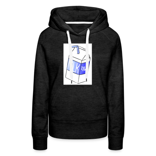Box of milk - Women's Premium Hoodie