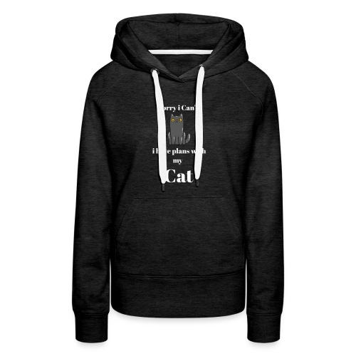 Describe You are a Cat Lover T Shirt - Women's Premium Hoodie