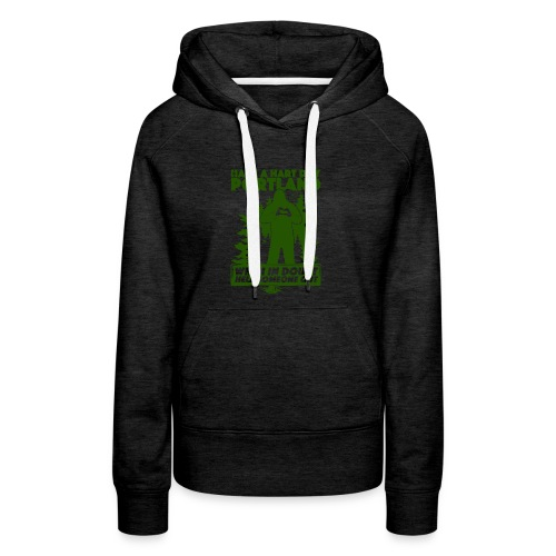 Have A Hart Day Portland - Button Pack - Women's Premium Hoodie