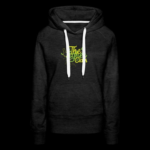 the higher class 2 - Women's Premium Hoodie