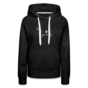 The Grims Logo - Women's Premium Hoodie