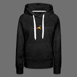 Abstract Phoenix - Women's Premium Hoodie
