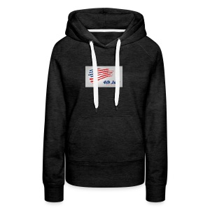 USA Independence Day 2 - Women's Premium Hoodie