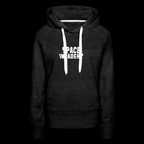 Space Invaderz - Women's Premium Hoodie