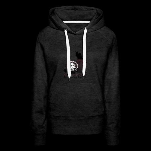 FSU Bunny - Women's Premium Hoodie