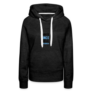Write Once Sell Anywhere - Women's Premium Hoodie