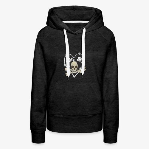 Pirate heart - Women's Premium Hoodie