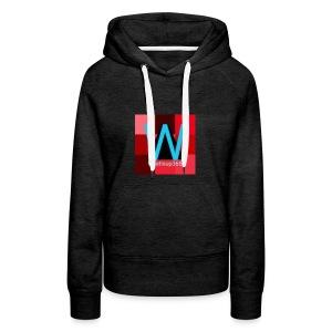 Whatisup365's logo 2014-2015 - Women's Premium Hoodie