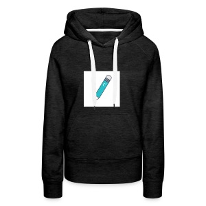 No Pencils - Women's Premium Hoodie