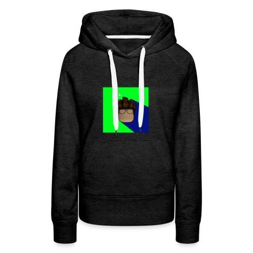 JustMarMar Offical hoodie - Women's Premium Hoodie
