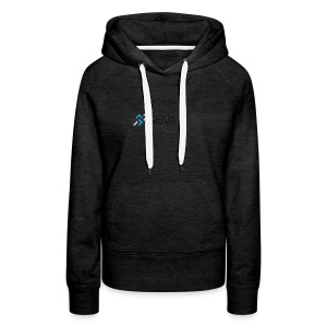 Color-Logo-with-Text - Women's Premium Hoodie