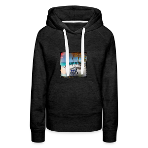 Leiny tropical vacation - Women's Premium Hoodie