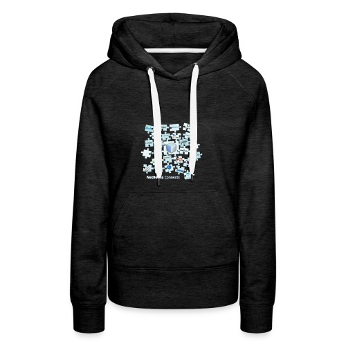 NetBeans Connects - Women's Premium Hoodie