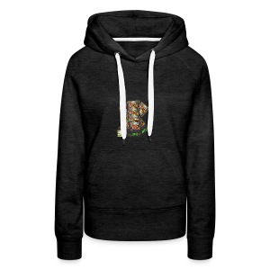 Photo Strip Shirt - Women's Premium Hoodie