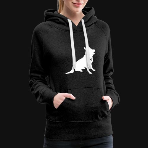 German Shepherd love - Women's Premium Hoodie