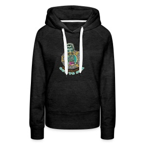 Rock and Roll Luau II - Women's Premium Hoodie