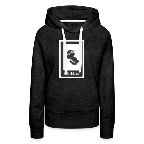 Big Fat Nutz - Women's Premium Hoodie