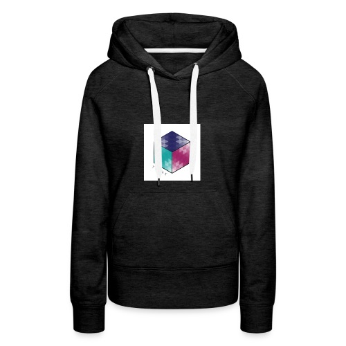 Think outside of the box tee 2.0 - Women's Premium Hoodie