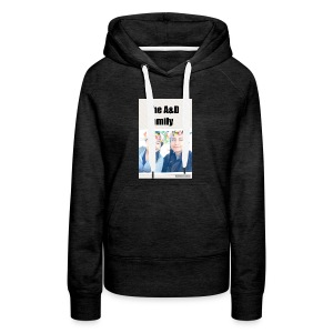 The A&D Family - Women's Premium Hoodie