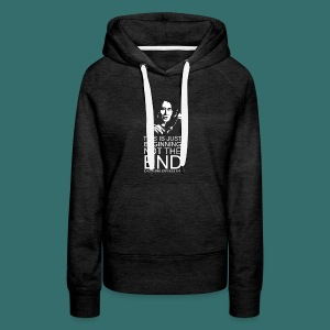 This is just beginning, not the end. - Women's Premium Hoodie