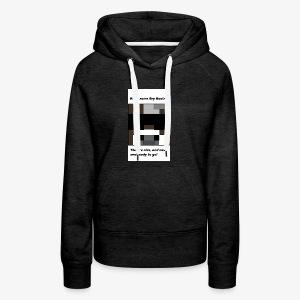 shirt - Women's Premium Hoodie