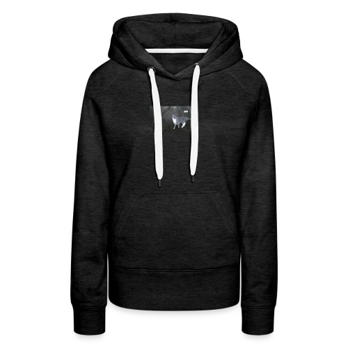 Socks in the Upside Down - Women's Premium Hoodie